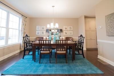 Meridian Dining Room.