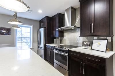Design Studio Kitchen.