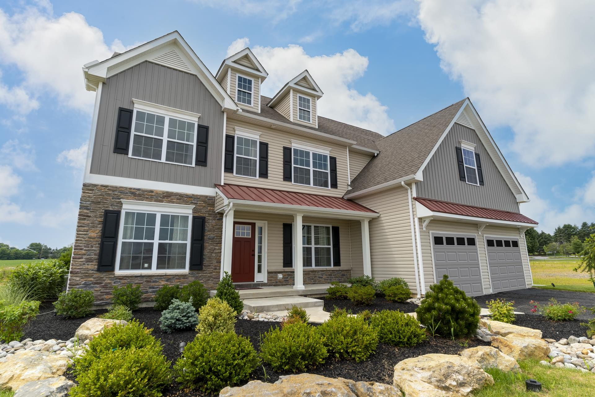 Northwood Farms New Homes in Easton PA