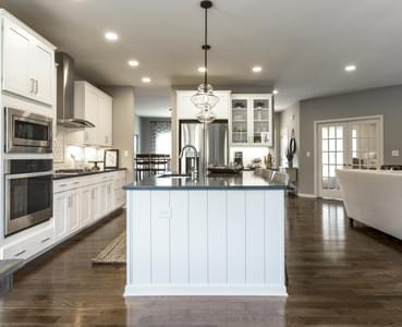 Bellwood Kitchen. 4br New Home in Tatamy, PA