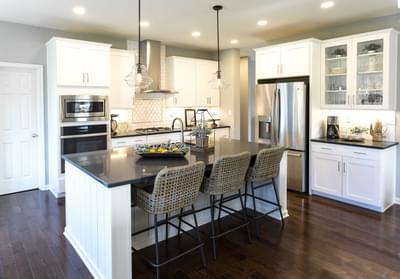 Bellwood Kitchen. Bellwood New Home in Tatamy, PA