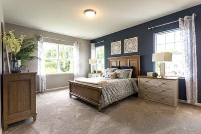 Bellwood Owner's Suite. 2,640sf New Home in Tatamy, PA