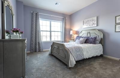 Breckenridge Grande Bedroom. 3,117sf New Home in Easton, PA