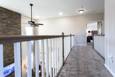 Breckenridge Grande Second Floor. Easton, PA New Home