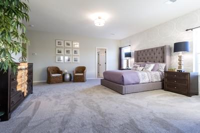 Breckenridge Grande Owner's Suite. New Home in Easton, PA