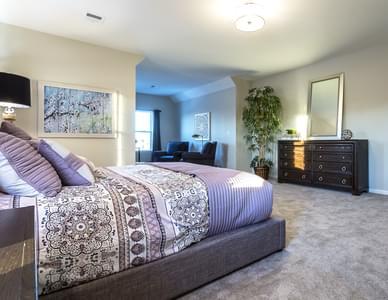 Breckenridge Grande Owner's Suite. 3,117sf New Home in Easton, PA