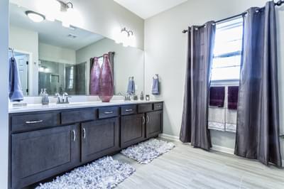 Breckenridge Grande Owner's Bath. Easton, PA New Home