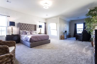 Breckenridge Grande Owner's Suite. Breckenridge Grande New Home in Easton, PA