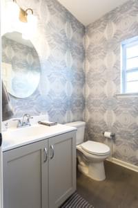 Breckenridge Grande Powder Room. Easton, PA New Home