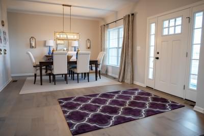 Breckenridge Grande Dining Room. New Home in Easton, PA