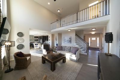 Breckenridge Grande Great Room. 4br New Home in Easton, PA