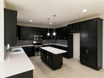 Breckenridge Kitchen. 4br New Home in Drums, PA