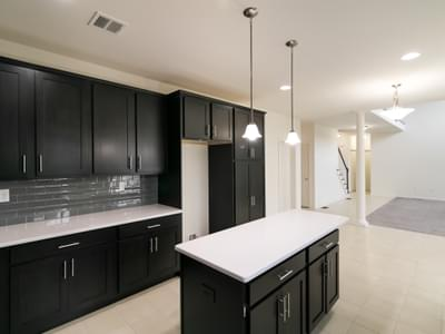 Breckenridge Kitchen. New Home in Drums, PA