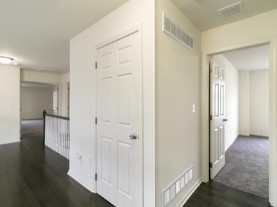 Breckenridge Second Floor. 2,954sf New Home in Drums, PA