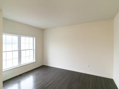 Breckenridge Living Room. Breckenridge New Home in Drums, PA