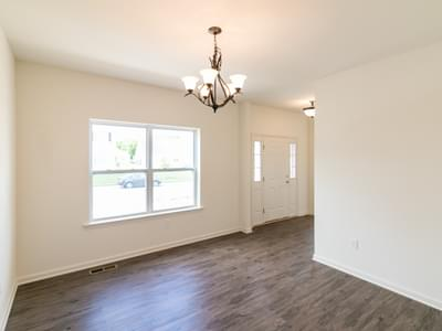 Chapman Dining Room. Chapman New Home in Schnecksville, PA