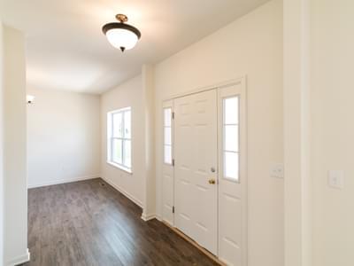 Chapman Foyer. New Home in Schnecksville, PA