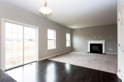 Chapman Great Room. 2,144sf New Home in Schnecksville, PA