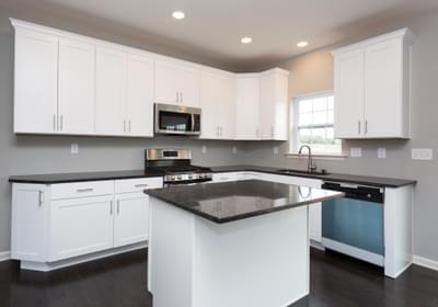 Chapman Kitchen. 4br New Home in Schnecksville, PA