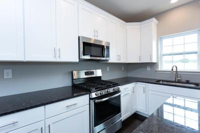 Chapman Kitchen. Chapman New Home in Schnecksville, PA