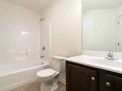 Chapman Hall Bath. Schnecksville, PA New Home