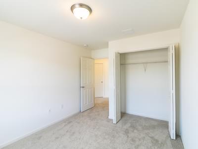 Chapman Bedroom. 4br New Home in Schnecksville, PA
