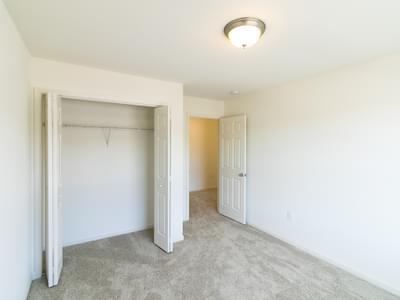 Chapman Bedroom. Chapman New Home in Schnecksville, PA
