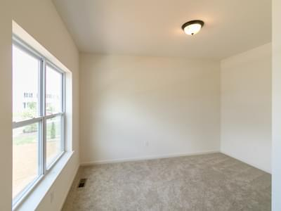 Chapman Bedroom. 2,144sf New Home in Schnecksville, PA