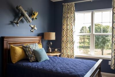 Bellwood Bedroom. Tatamy, PA New Home