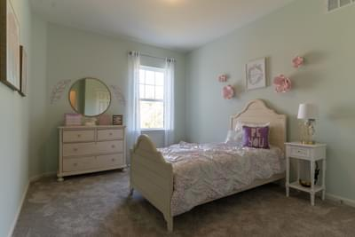 Bellwood Bedroom. Bellwood New Home in Tatamy, PA