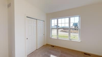 Folino Bedroom. Folino New Home in Schnecksville, PA