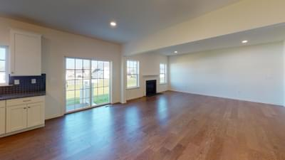 Folino Great Room. New Home in Schnecksville, PA