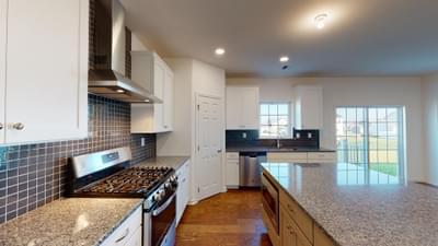 Folino Kitchen. Schnecksville, PA New Home
