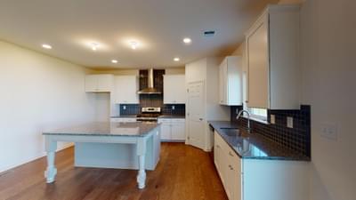 Folino Kitchen. 2,134sf New Home in Schnecksville, PA