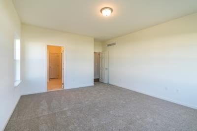 Folino Owner's Suite. Folino New Home in Schnecksville, PA