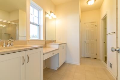 Folino Owner's Bath. Schnecksville, PA New Home