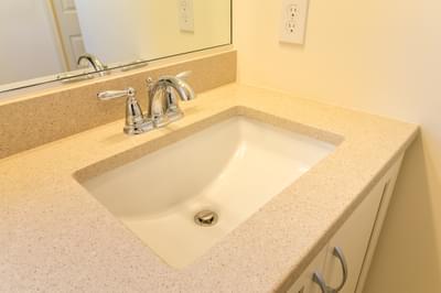 Folino Owner's Bath. 2,134sf New Home in Schnecksville, PA