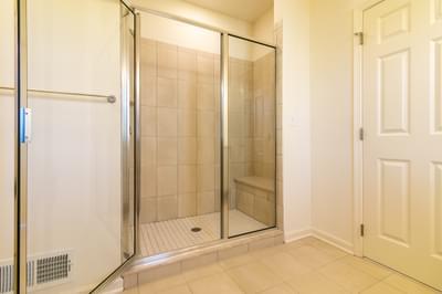 Folino Owner's Bath. New Home in Schnecksville, PA