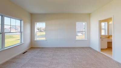 Folino Owner's Suite. 3br New Home in Schnecksville, PA