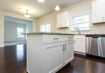 Birchwood Kitchen. 1,838sf New Home in Drums, PA