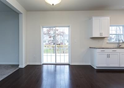 Birchwood Dining Nook. 3br New Home in Drums, PA