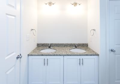 Birchwood Owner's Bath. Drums, PA New Home