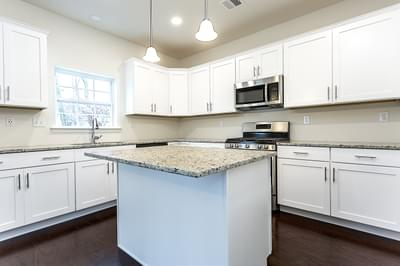 Birchwood Kitchen. 3br New Home in Drums, PA