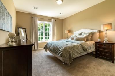 Vinecrest Bedroom. New Home in Easton, PA