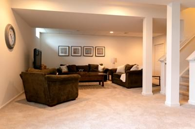 Kingston Optional Finished Basement. 2,475sf New Home in Coopersburg, PA