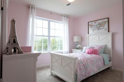 Kingston Bedroom. Coopersburg, PA New Home
