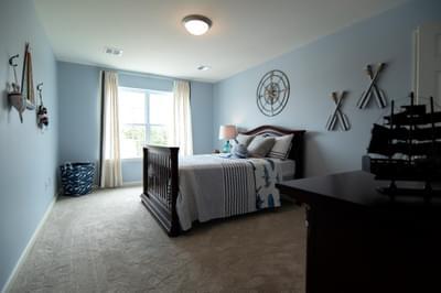 Kingston Bedroom. 4br New Home in Coopersburg, PA