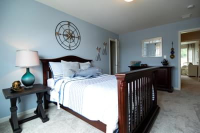 Kingston Bedroom. New Home in Coopersburg, PA