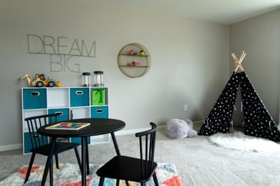 Kingston Optional Bonus Room. 2,475sf New Home in Coopersburg, PA