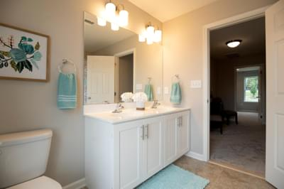 Kingston Hall Bath. 4br New Home in Coopersburg, PA